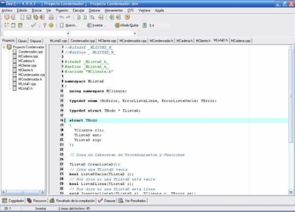 Dev-C++ - Download