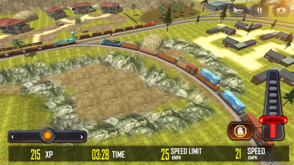 Train Race 3D for Android - Download