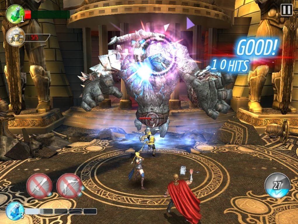 Thor: The Dark World for Android - Download