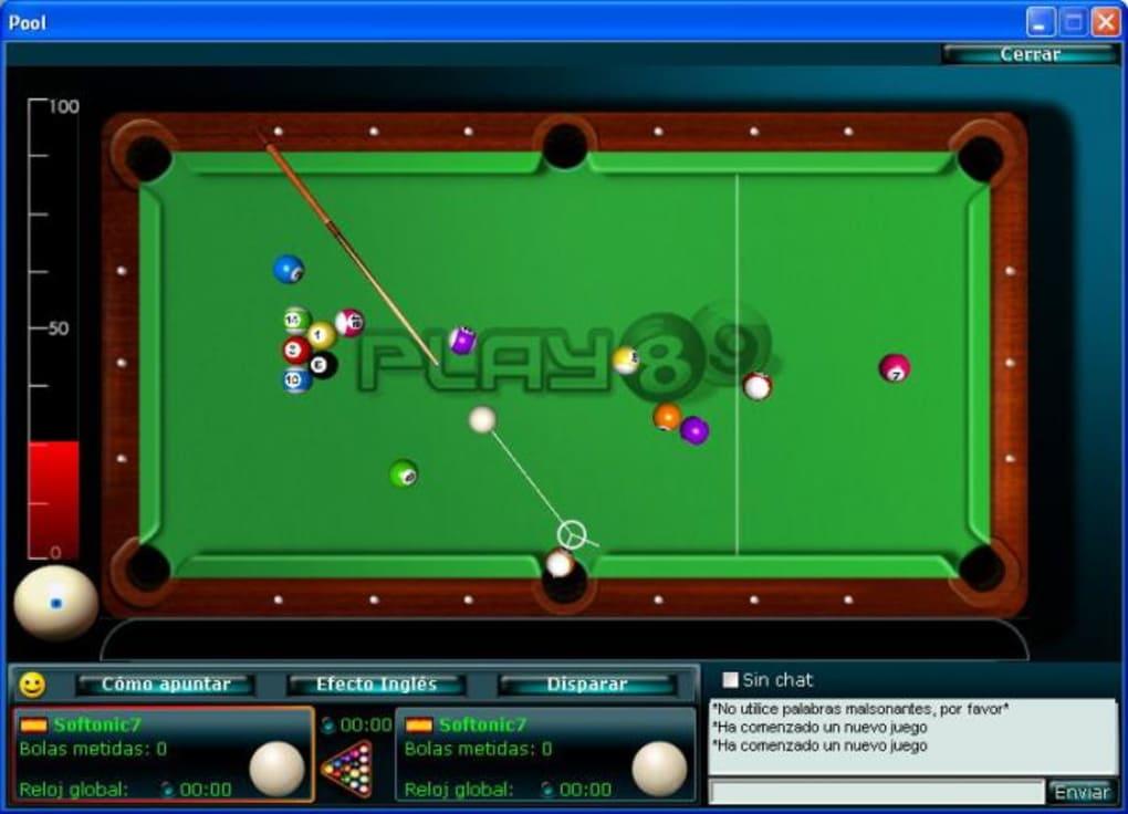 juegos de billar pool 8