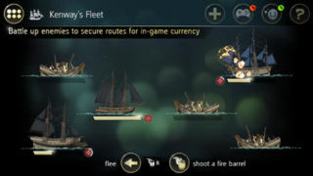 Play Assassin's Creed IV Black Flag on your iPad