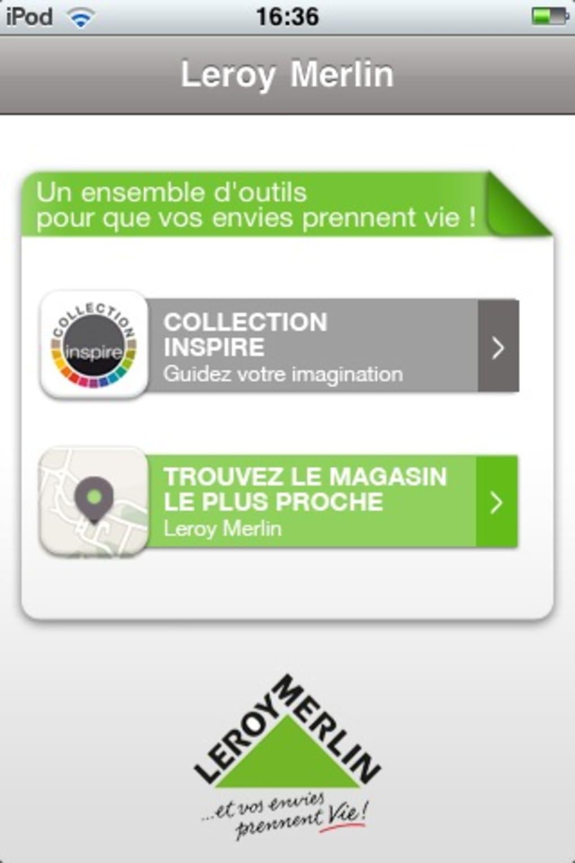 Leroy Merlin Pour Iphone Télécharger