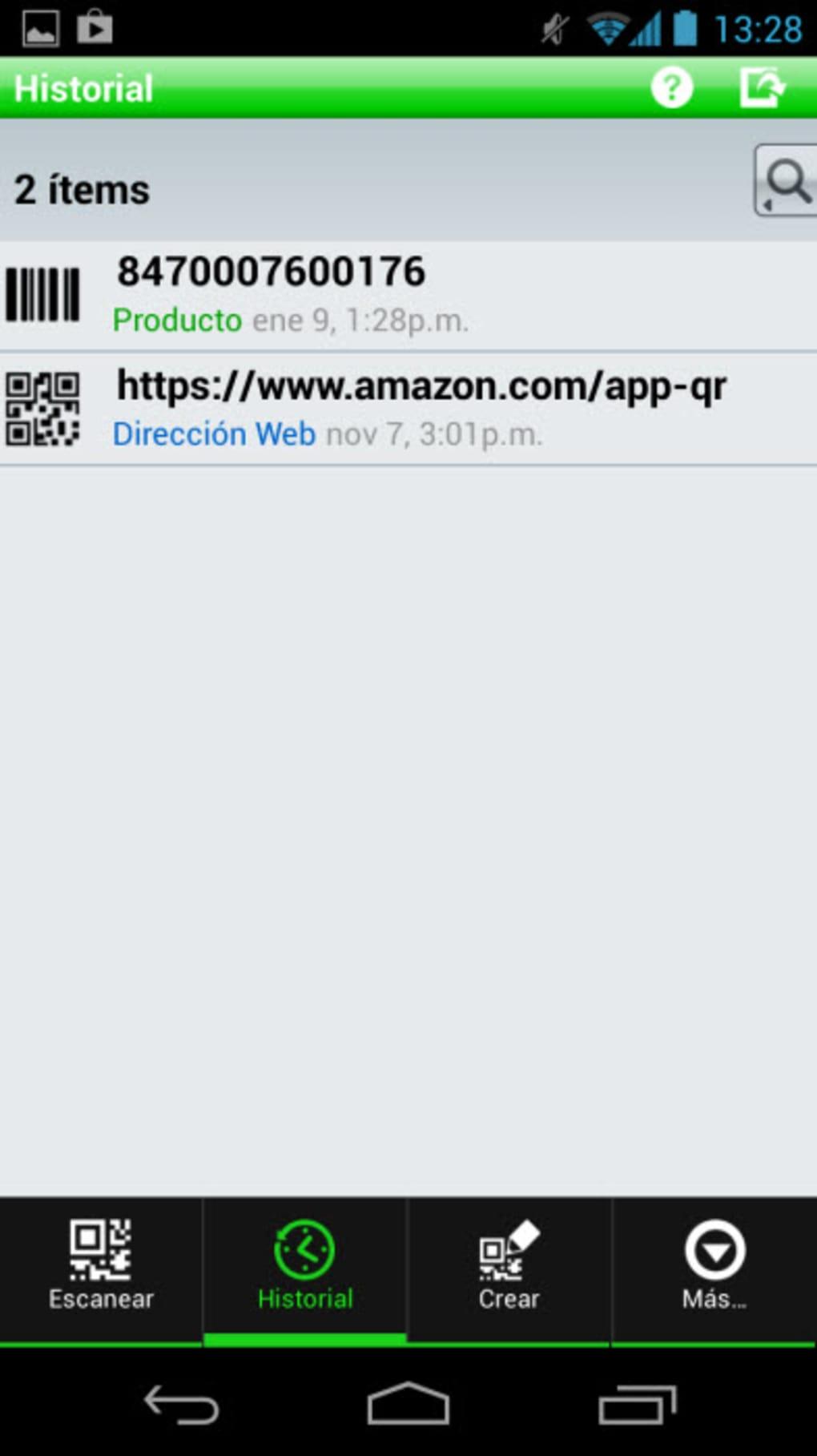QR Droid APK para Android - Descargar