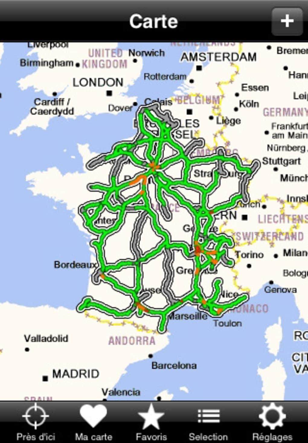POUR VIAMICHELIN GPS CARTE TÉLÉCHARGER