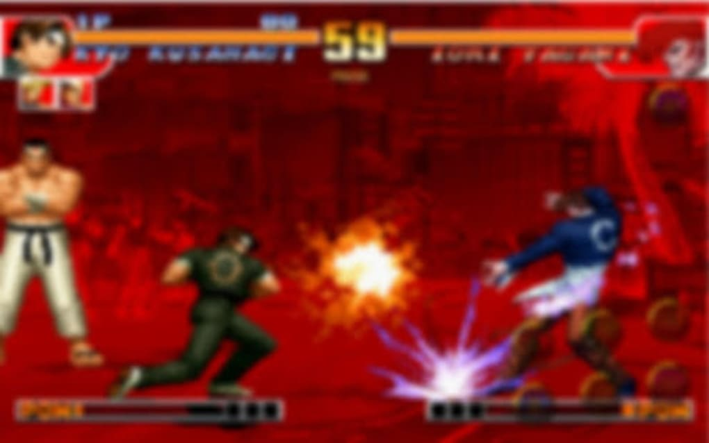 descargar kof 2001 plus para android sin emulador