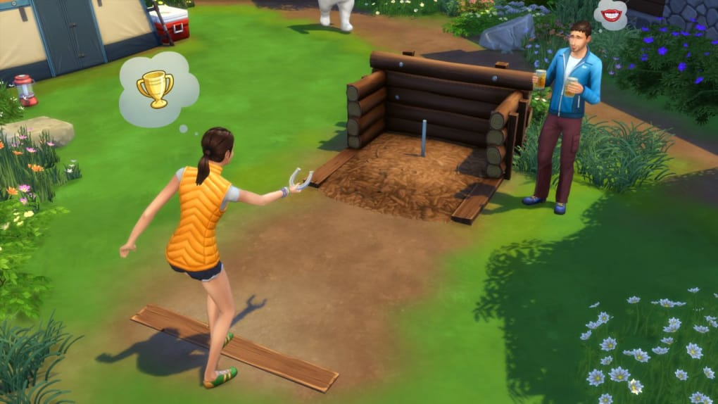 The Sims 4: Outdoor Retreat - Download