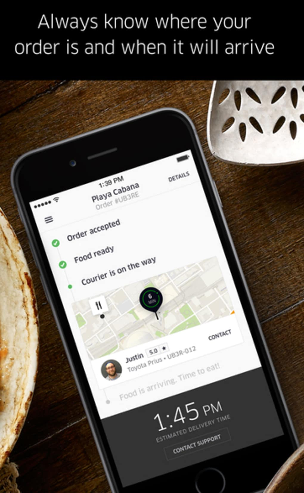 UberEATS for iPhone - Download