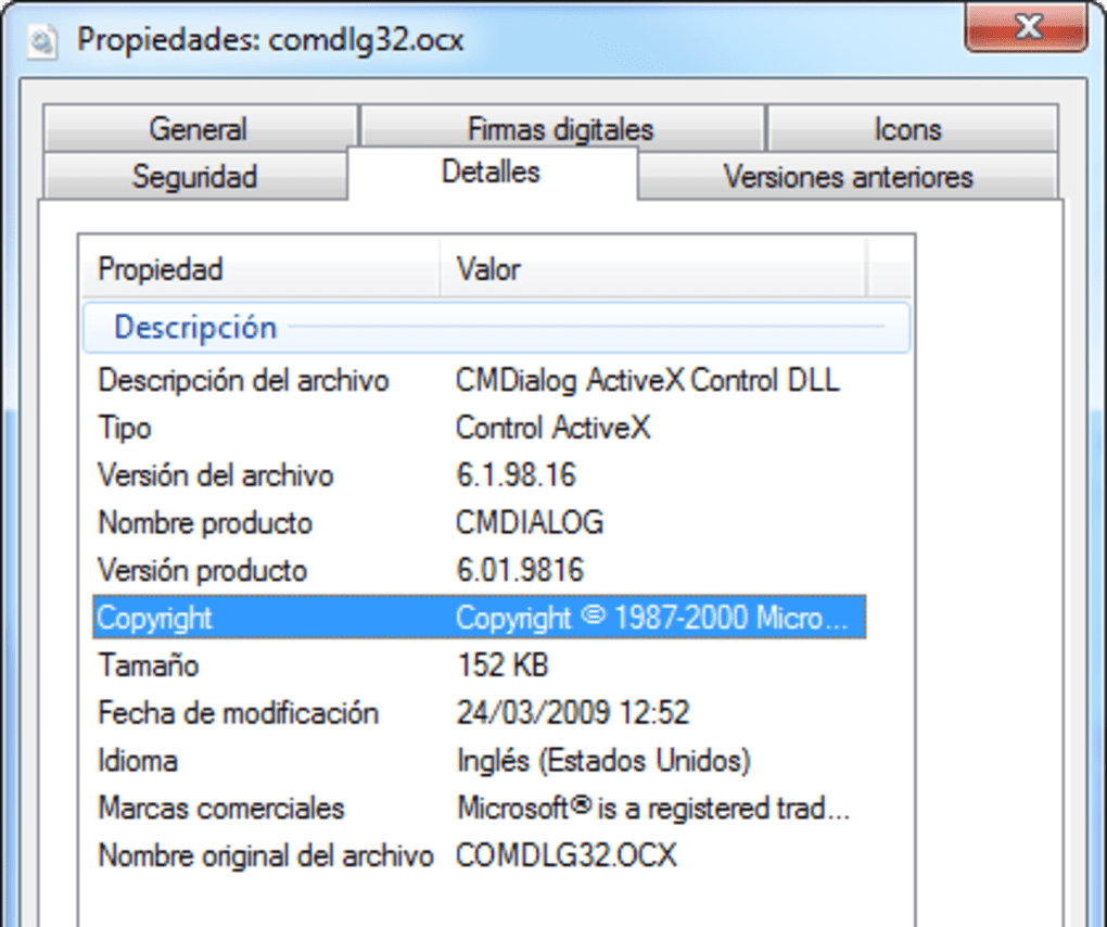 download mscomm32.ocx windows 7 32 bit