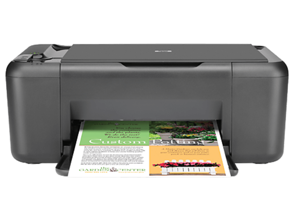 Wondrous Hp Deskjet F2400 All In One Series Drivers Download Home Interior And Landscaping Ologienasavecom