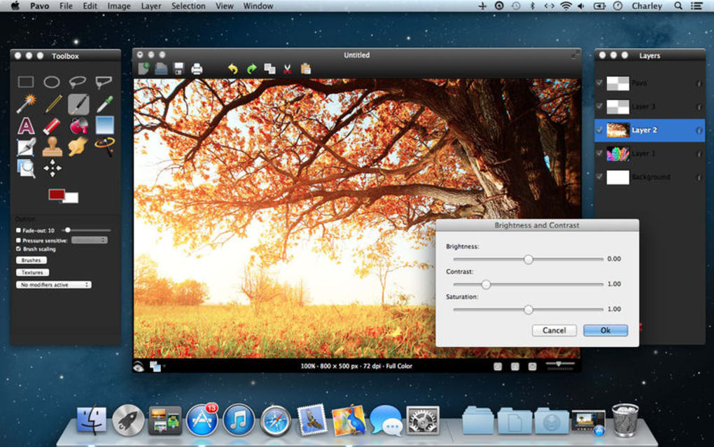 Pavo for Mac - Download