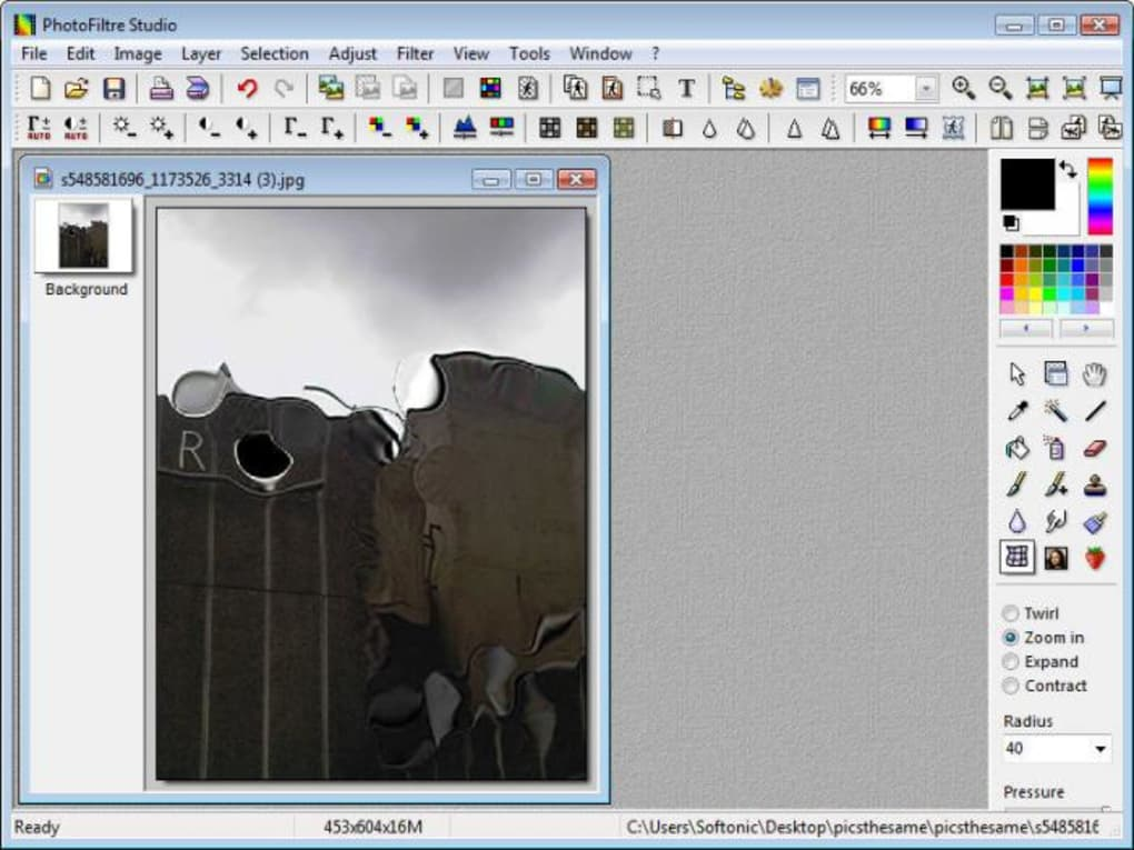 photofiltre studio x 10.3.2