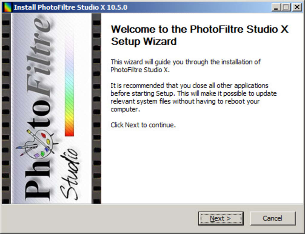 photofiltre studio x 2012