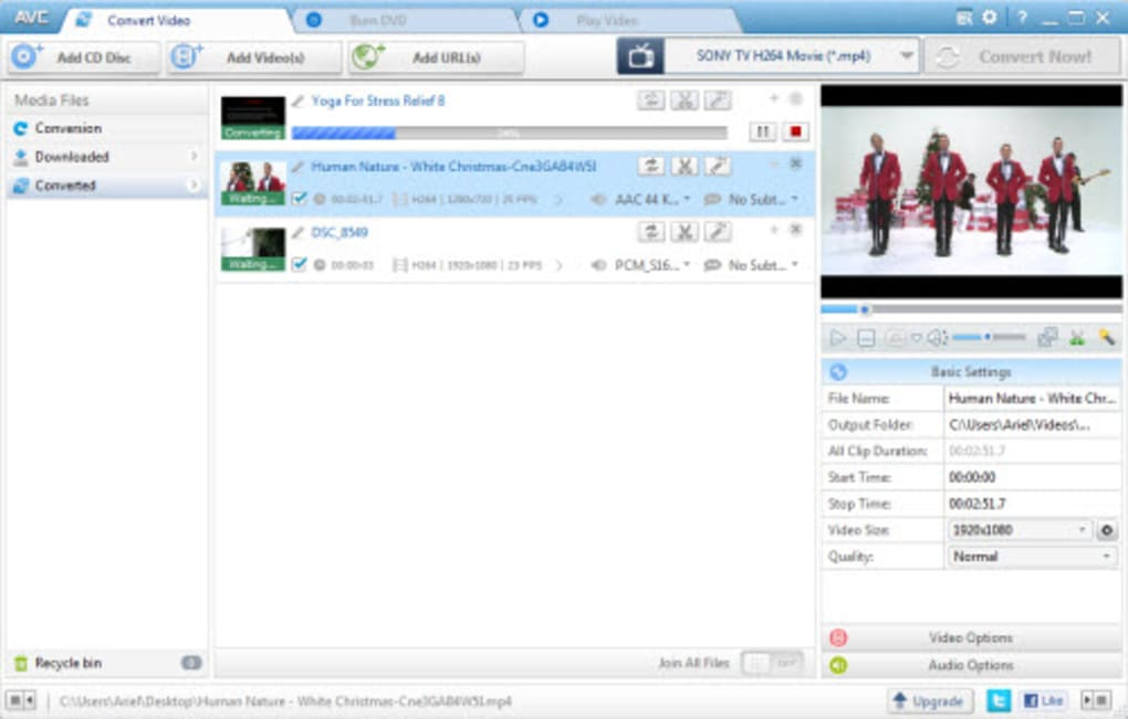 any video converter downloader free download