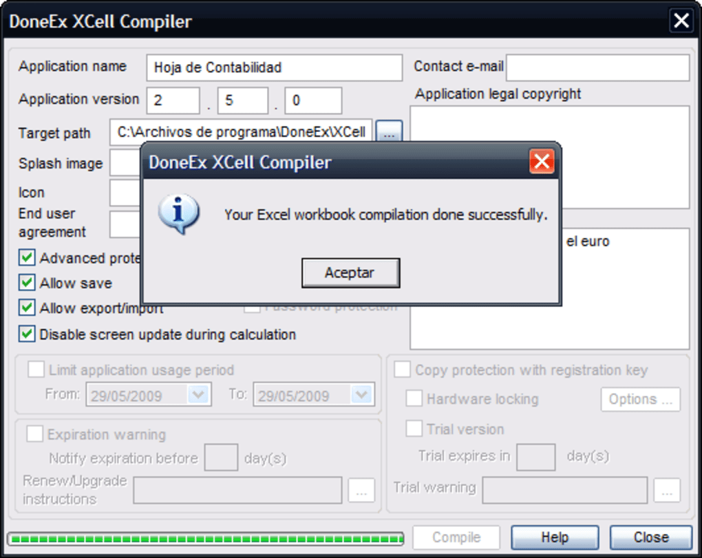 doneex xcell compiler full  crack