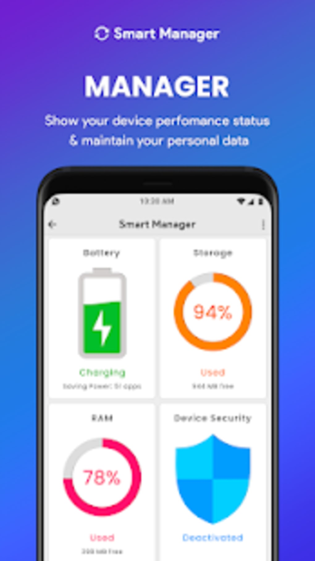 Smart Manager for Android - Download
