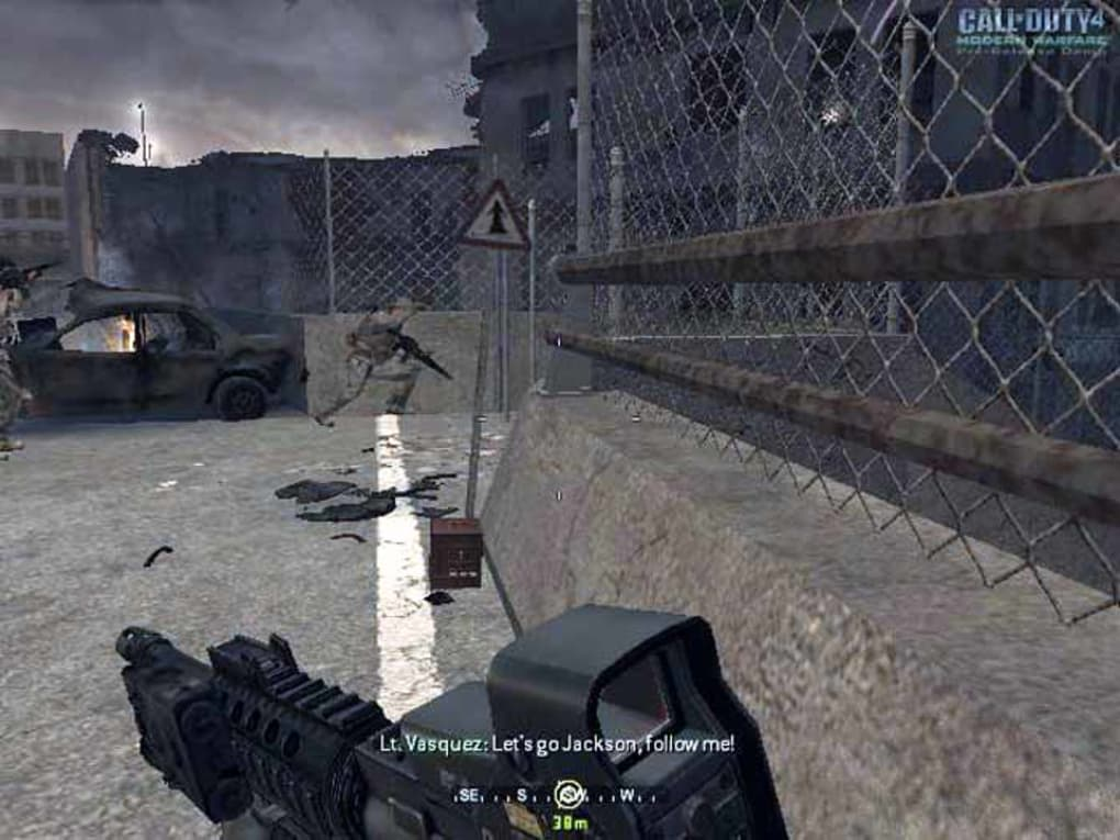 download call of duty 4 full version setup
