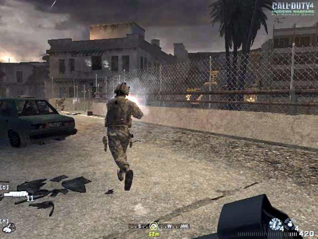 call of duty modern warfare 4 mac download torrent