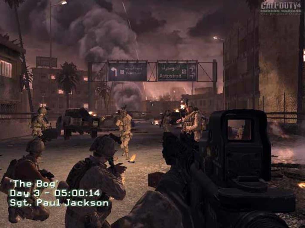 Call of Duty 4: Modern Warfare for Mac - Download
