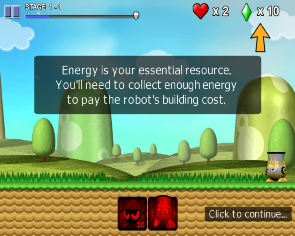 Mini Robot Wars - Download