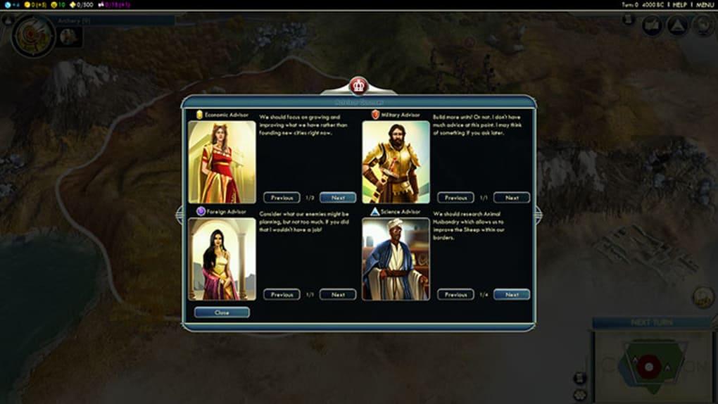Jeux gratuits hacks: Civilization V : Brave New World Trainer