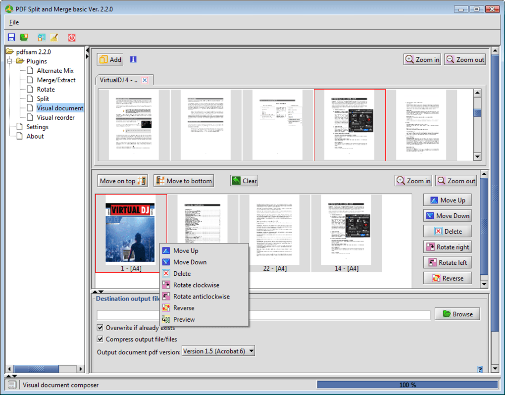 Pdf Splitter And Merger Freeware