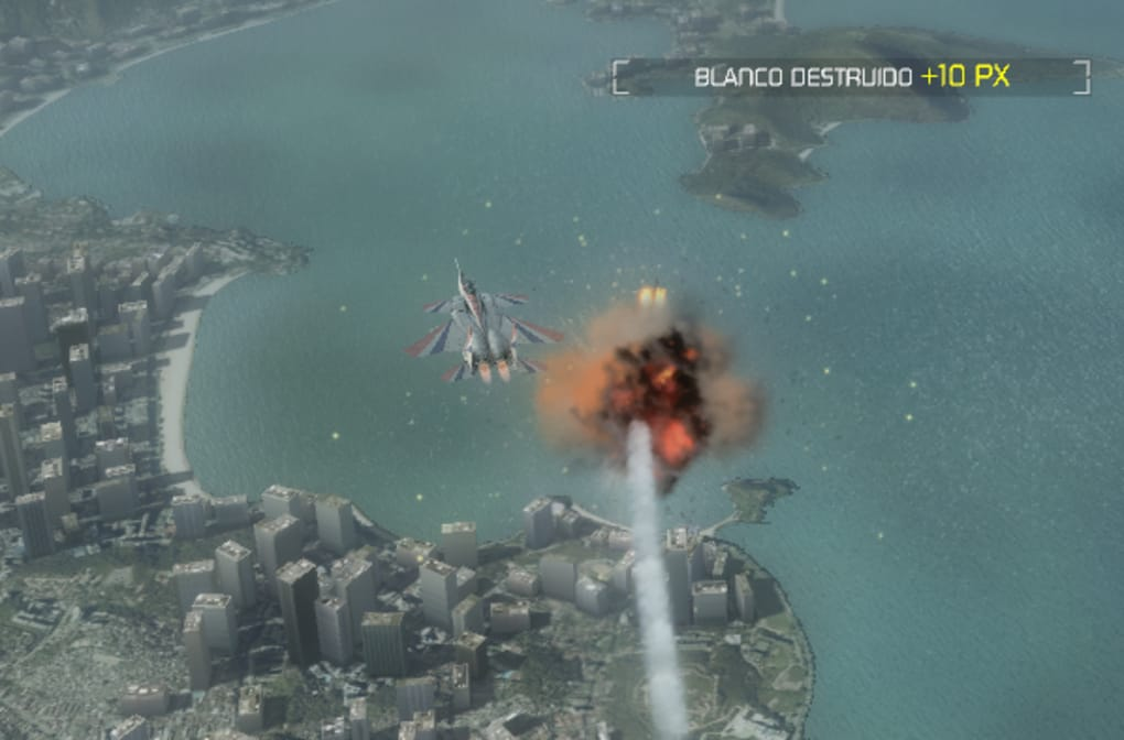 Download Tom Clancy's HAWX 2 PC GAME Full Version Free!