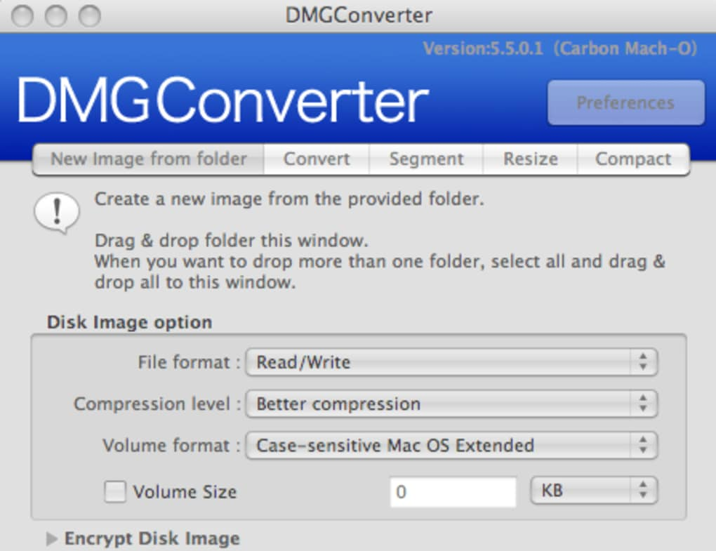 dmg to iso converter for windows 10