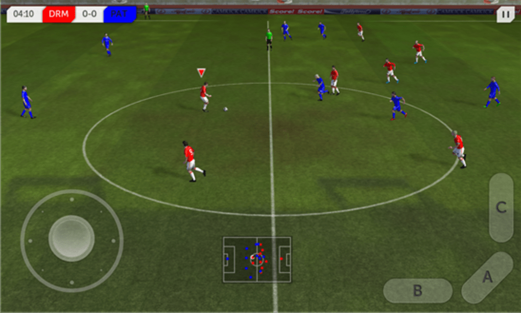 Dream League Soccer for iPhone - Download