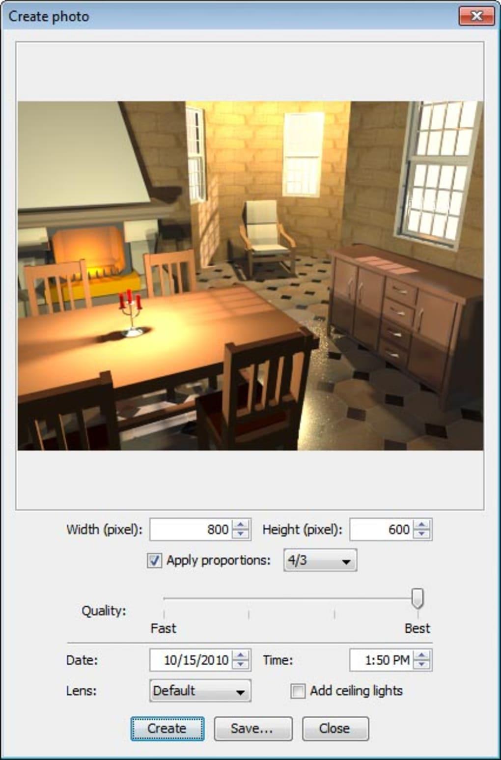 3D Home Design Software Softonic