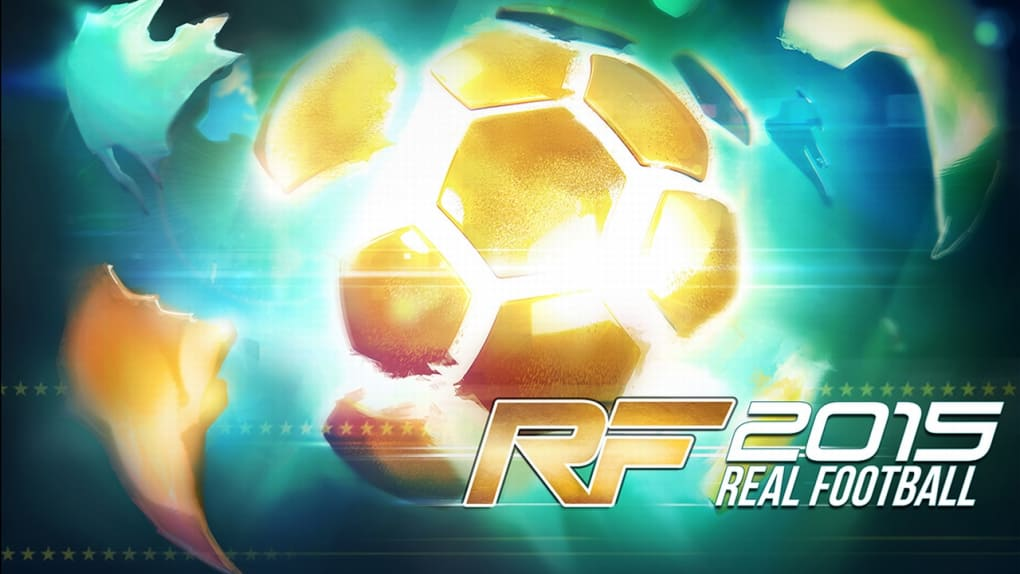 Real football 2015 for blackberry download.