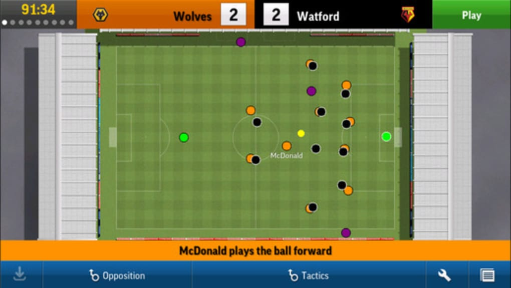 Football Manager Handheld 2015 for iPhone - Download