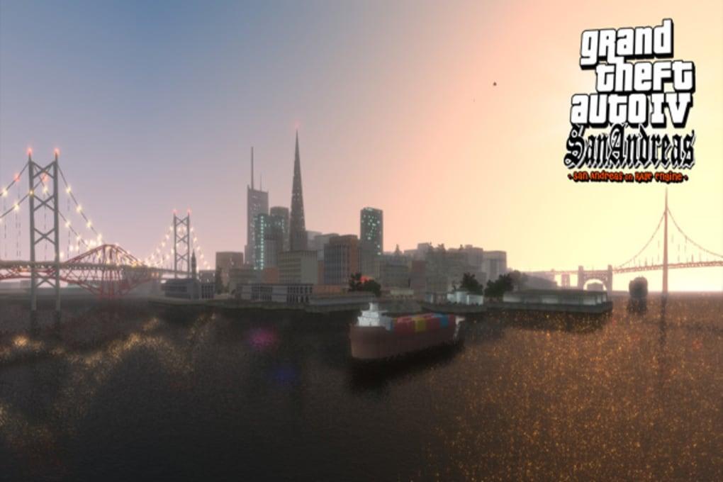GTA IV San Andreas - Download