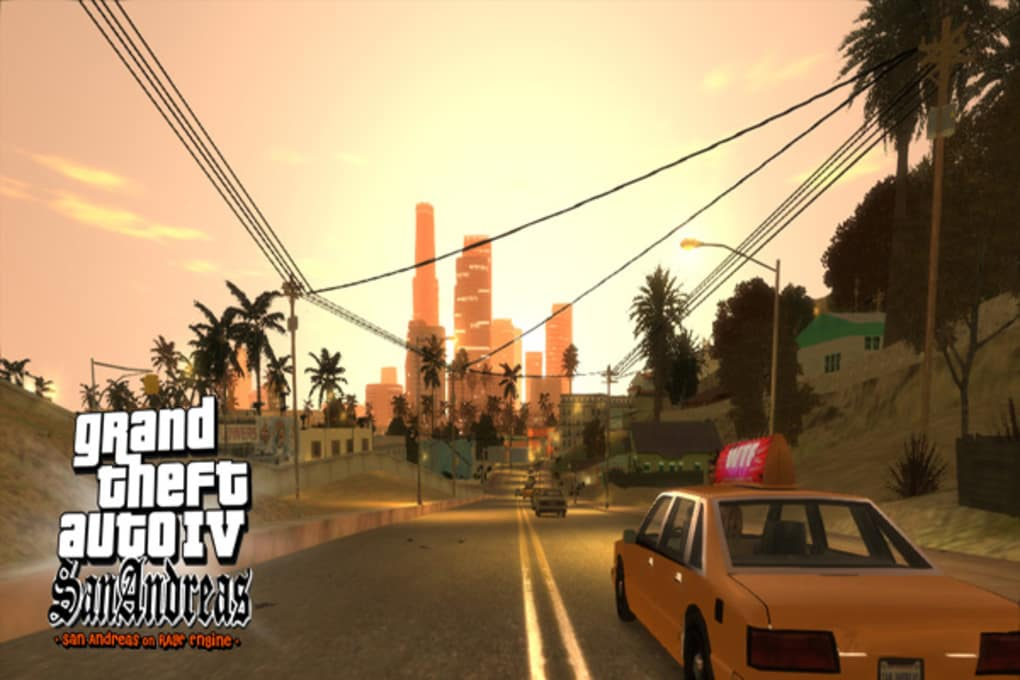 GTA IV San Andreas - Download