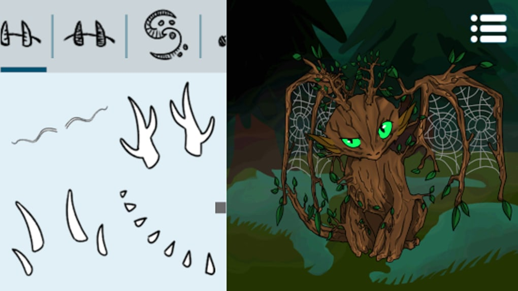 Avatar Maker: Dragons for Android - Download