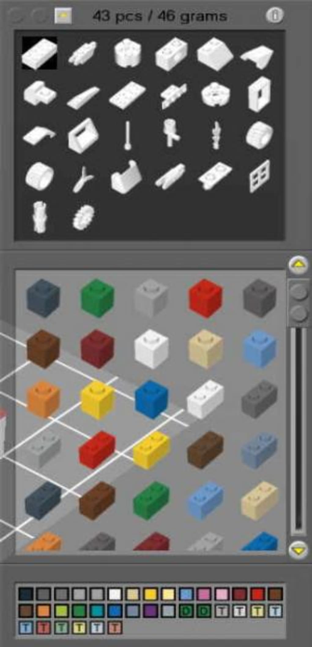 10 Dec 2013 ... LEGO Digital Designer allows you to use virtual LEGO blocks on ... 2013 | old  versions Licence Free OS Support Windows XP, Windows Vista, ...