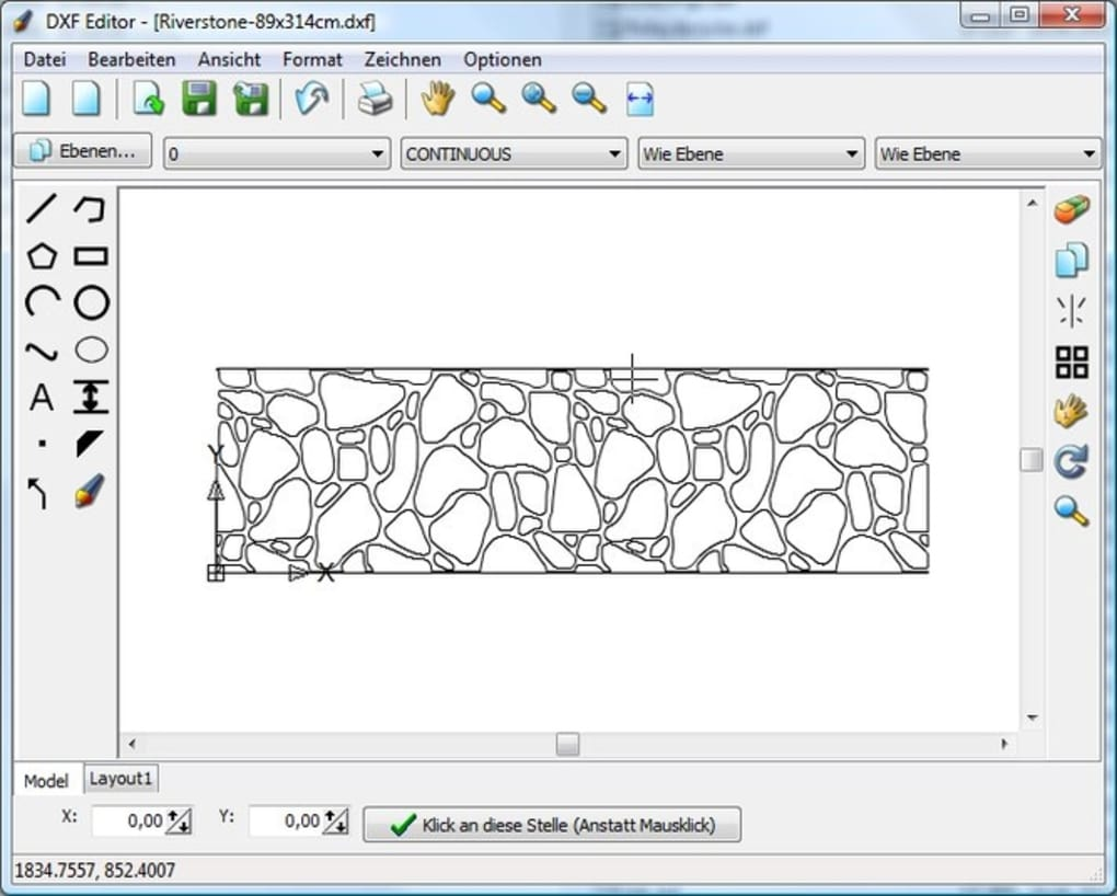 DXF Editor - Download