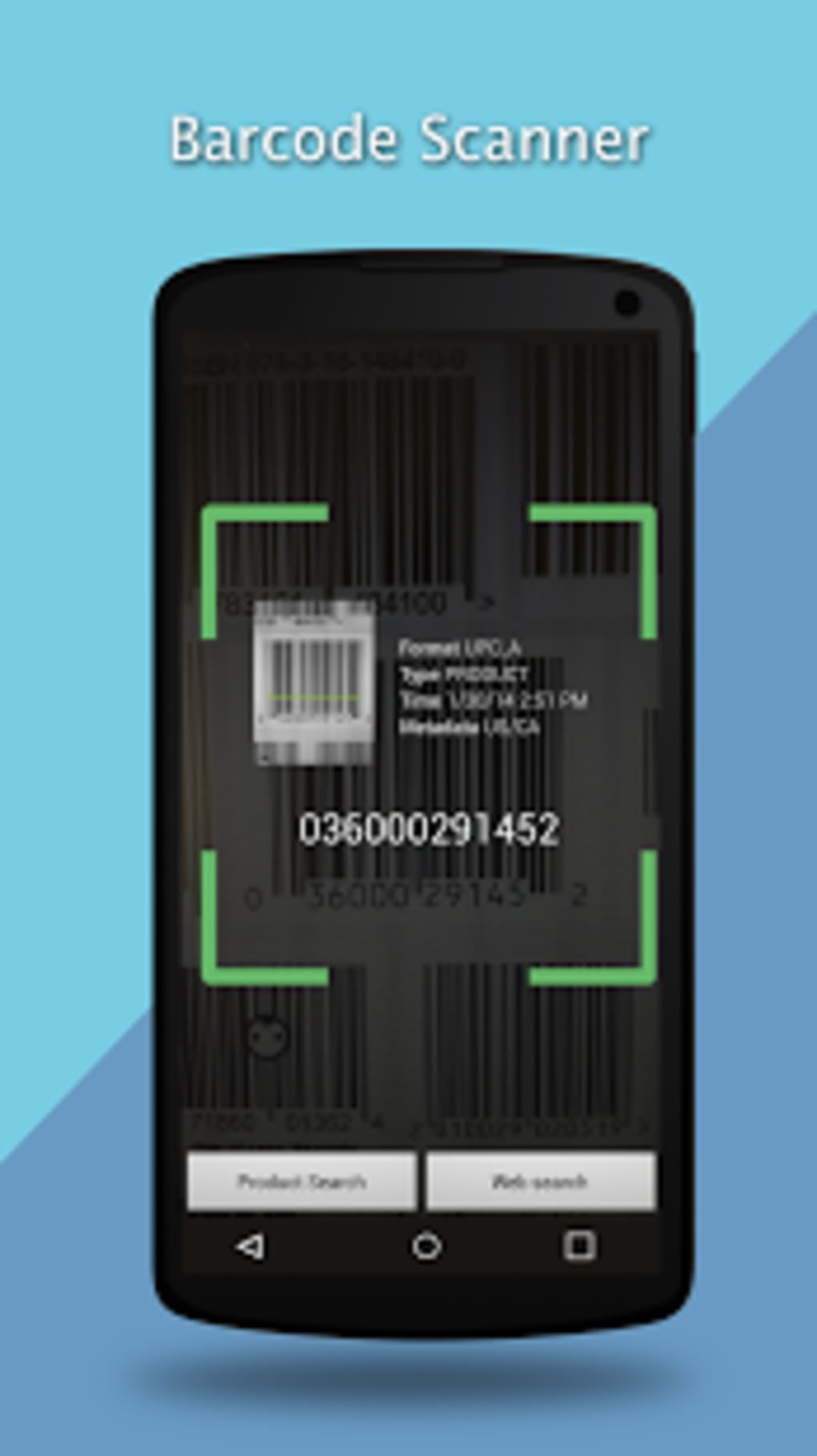 QR Code Scan & Barcode Scanner for Android - Download