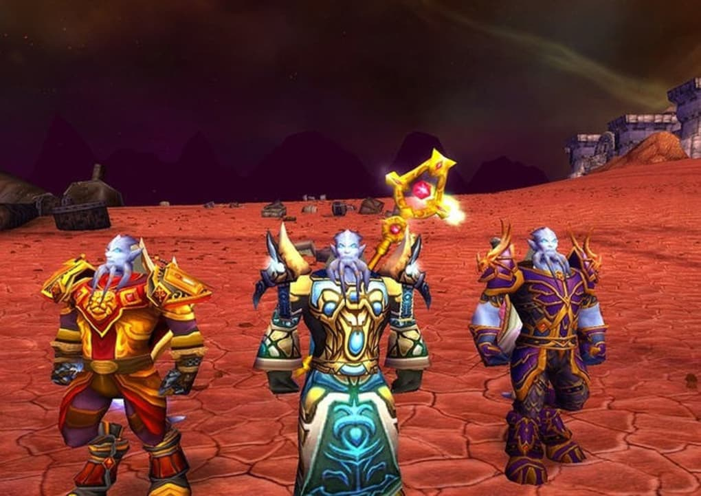 World of warcraft* review (*newbie, starter edition, and up to.