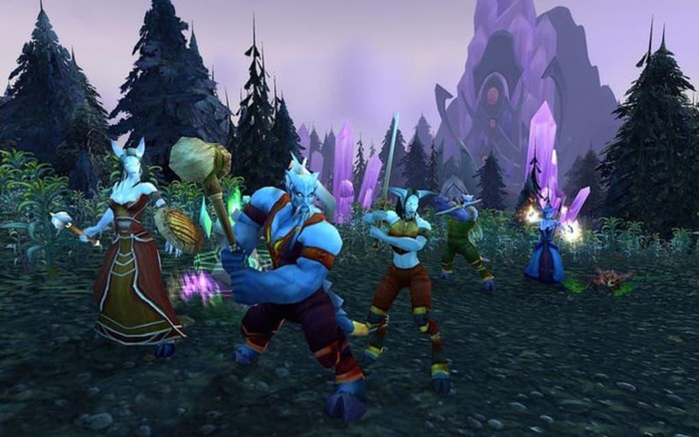 World of Warcraft Starter Edition - Free Download