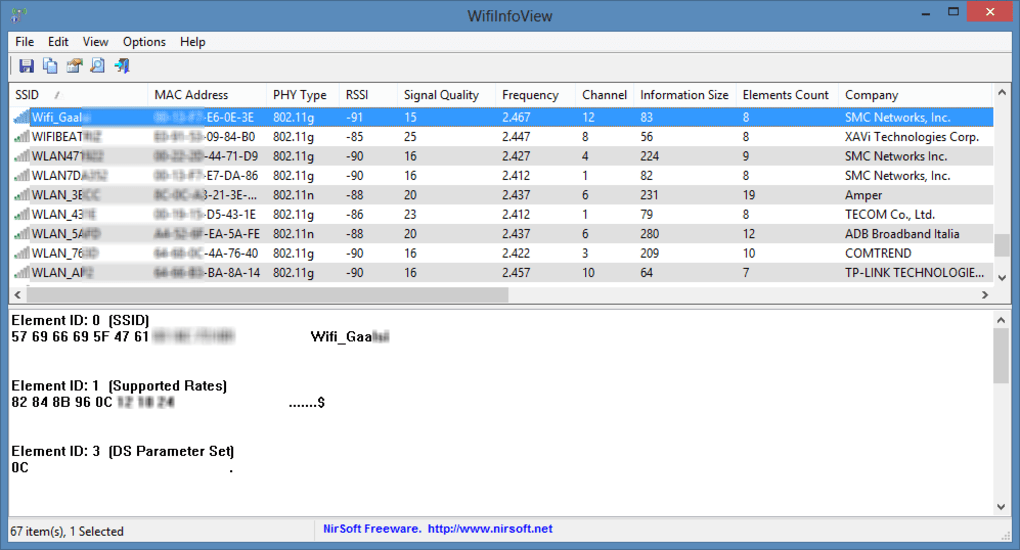 WifiInfoView - Download