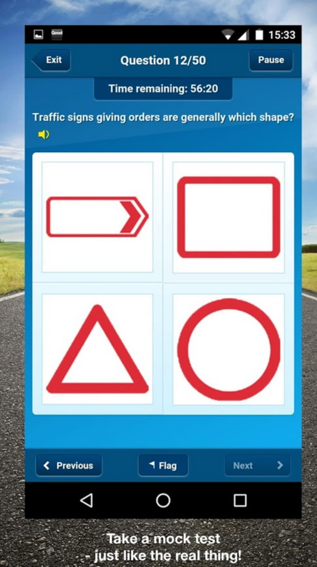 Official Dvsa Theory Test Kit For Android Download