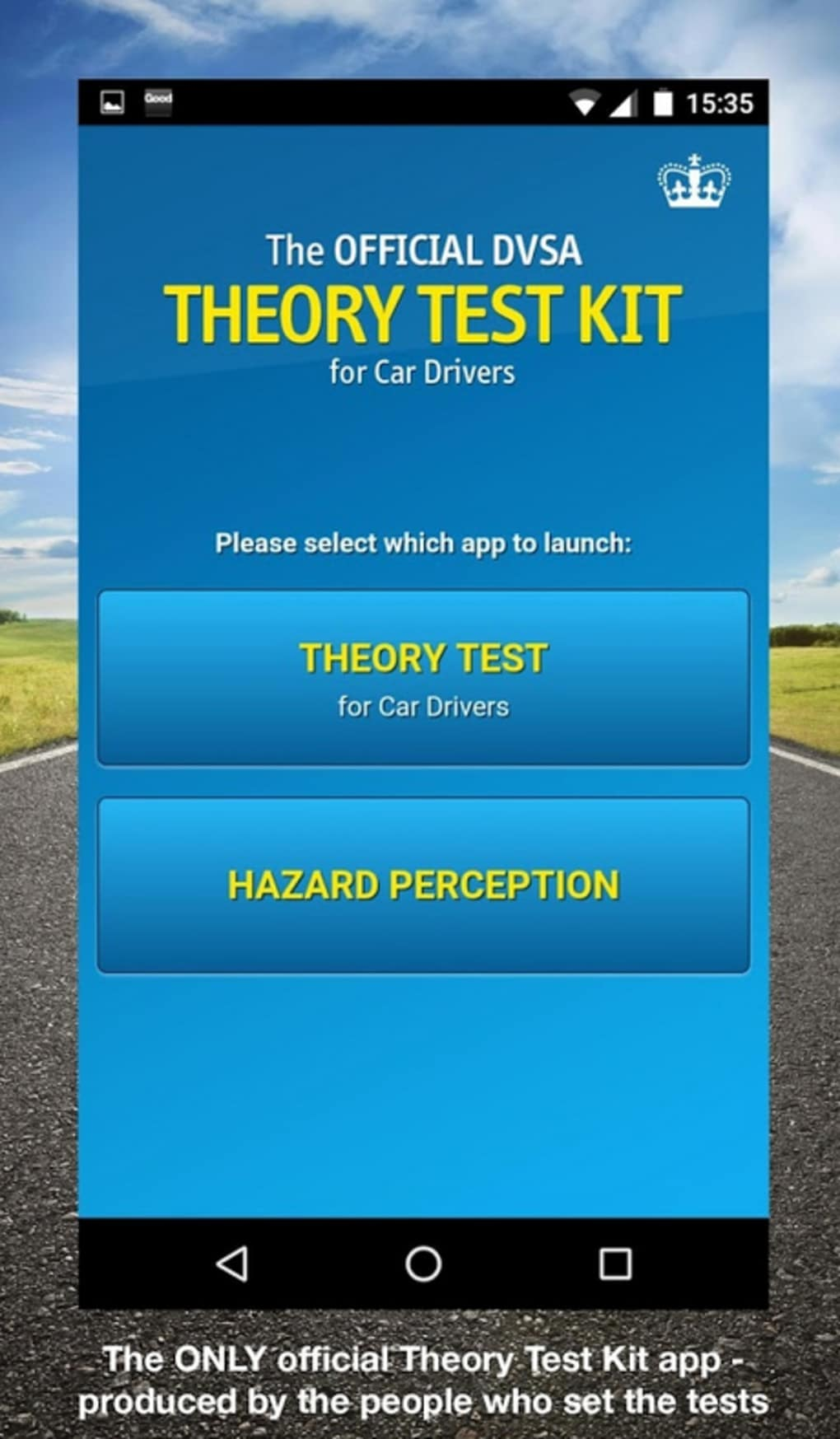 theory test torrent