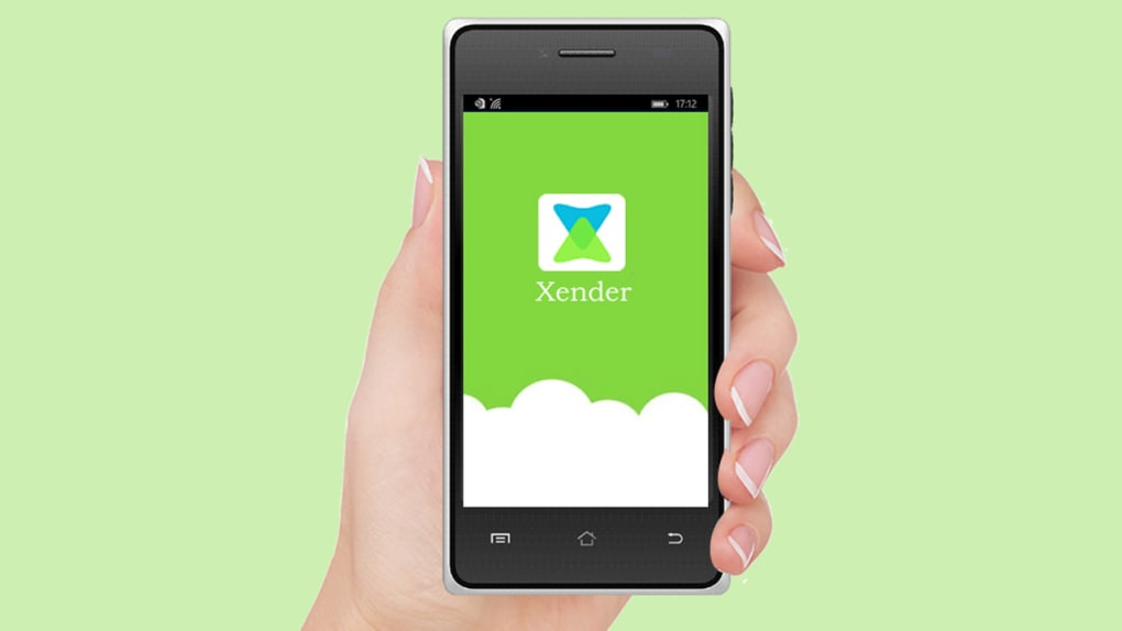 xender sur iphone