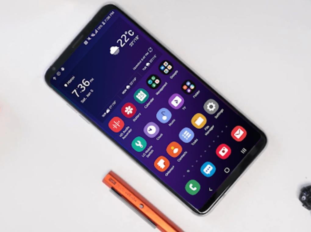 One Ui Black Theme LG V30 V20 G6 G5 for Android - Download