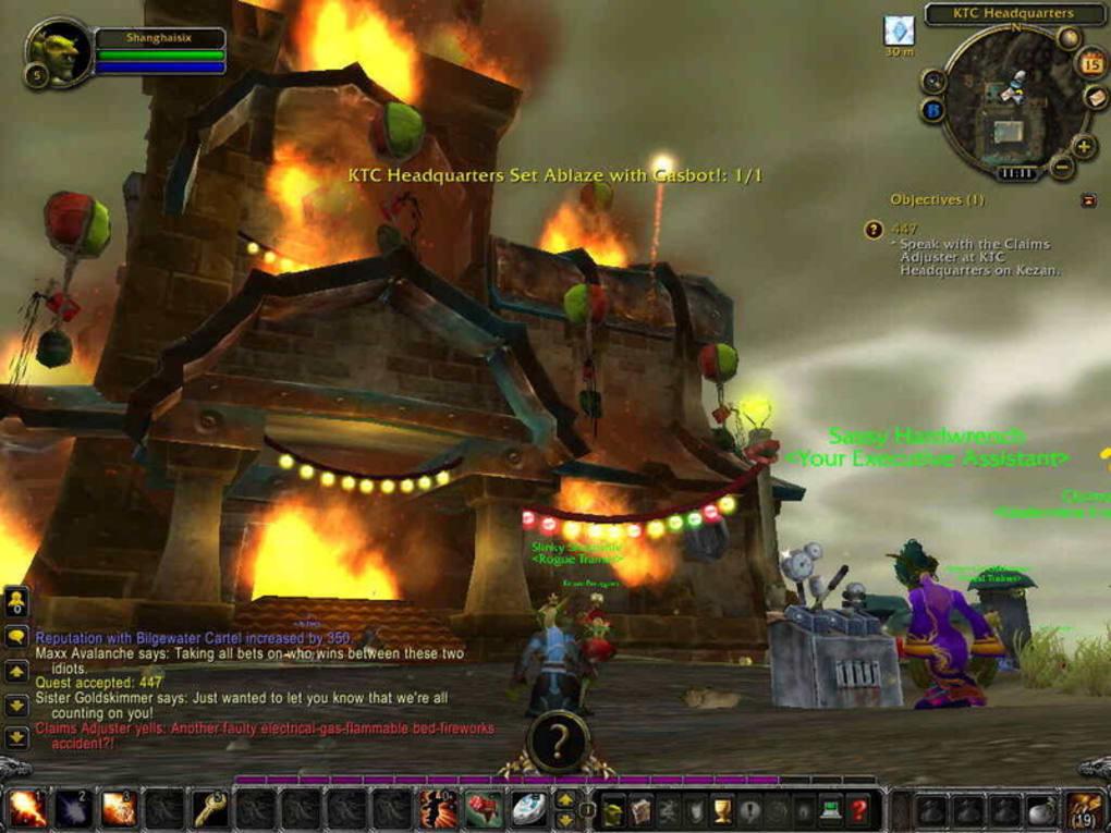 world of warcraft cataclysm pirata