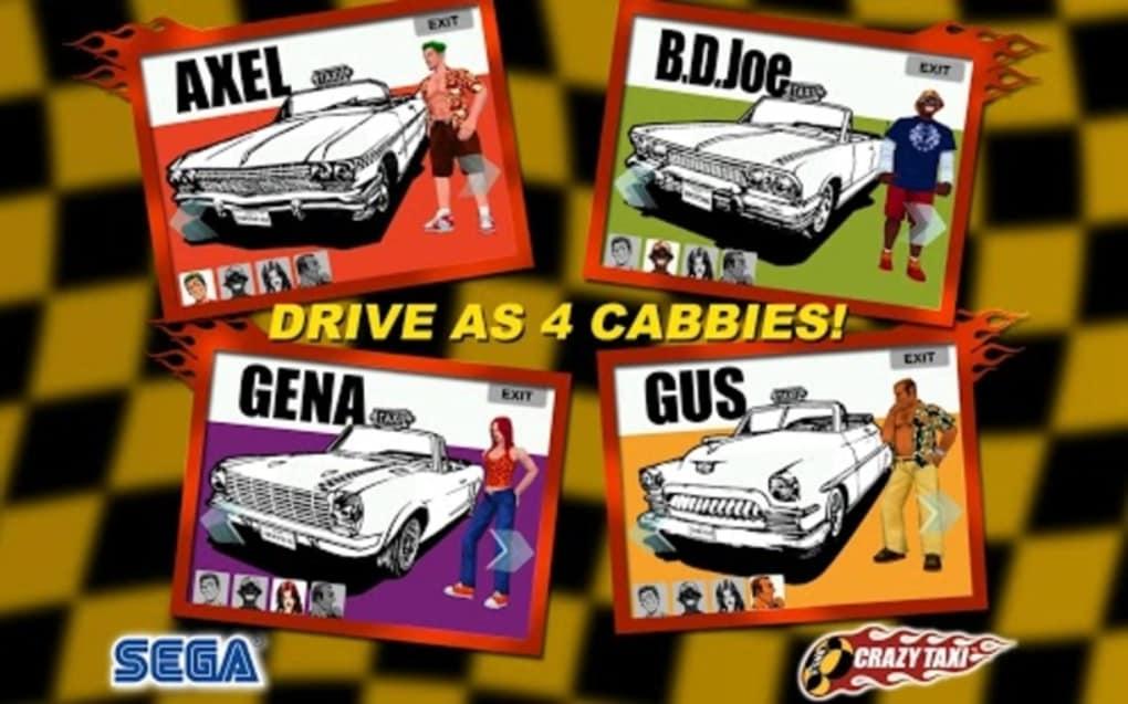 Crazy taxi 2 download game | gamefabrique.