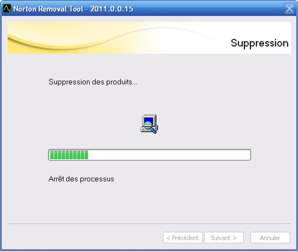 desinstaller norton sur windows 7