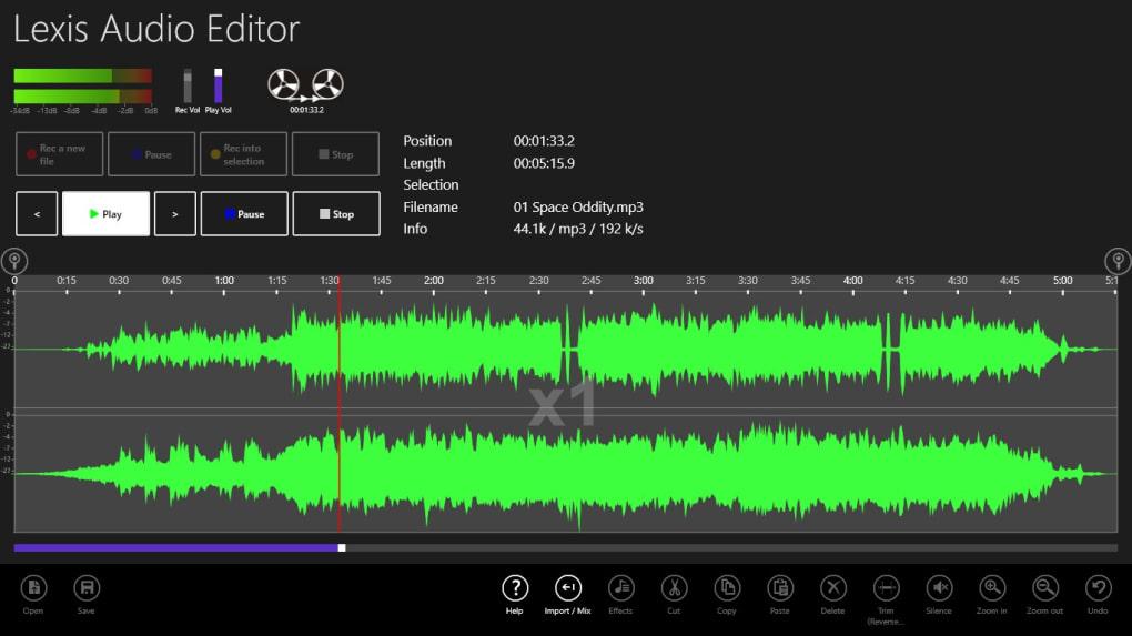 audio editor free download apk