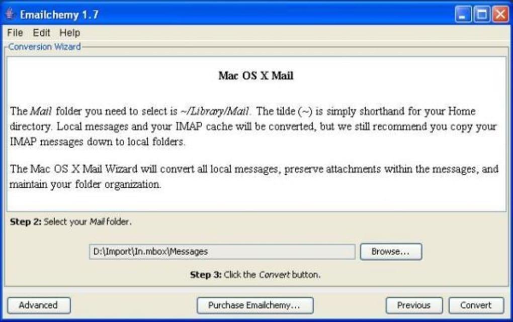 Emailchemy 11.2