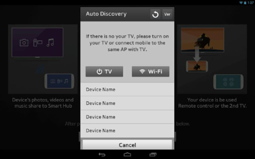 Samsung Smart View 20 Para Android Download